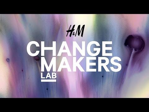 hm.com & H&M Voucher Code video: H&M Change-Makers Lab