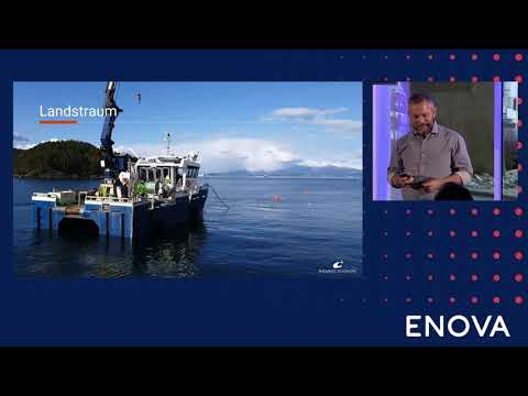 Enovakonferansen 2020 | Simon Nesse Økland, Bremnes Seashore