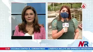 Noticias Repretel mediodía: Programa 25 de Noviembre del 2020