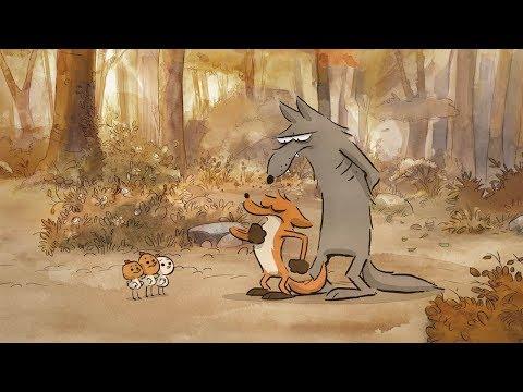 El malvado zorro feroz - Trailer español (HD)