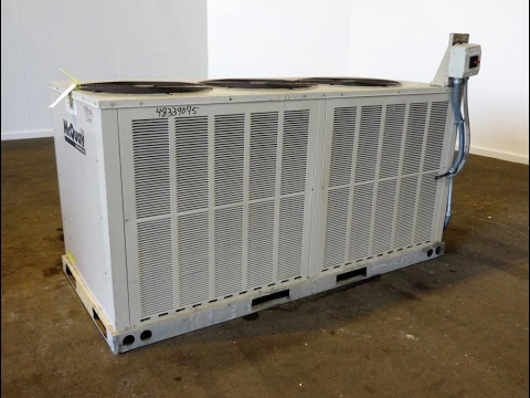 Used- McQuay Air Conditioner, Model RCS20F240D - stock # 48339045