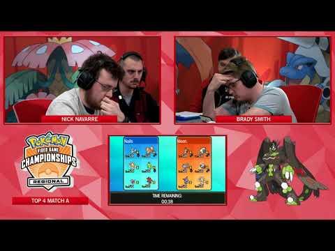 connectYoutube - 2017 Pokémon Memphis Regional Championships: VG Masters Top 4, Match A