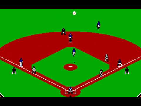 R.B.I. Baseball 2 (The Kremlin, Novotrade International, Tengen) (MS-DOS) [1991] [PC Longplay]