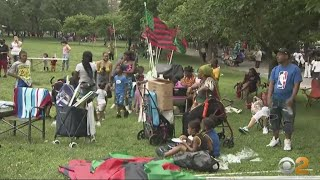 Juneteenth Celebrations Across New York City Take On New Meaning In 2021