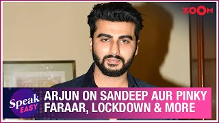 Arjun Kapoor on his lockdown routine, sleep cycle, Sandeep Aur Pinky Faraar release & more - ZOOMDEKHO