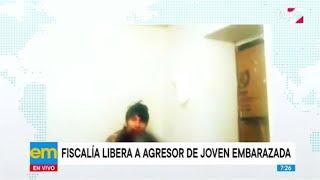 Huancayo: Fiscalía libera a agresor de joven embarazada