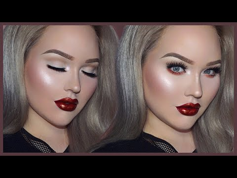 EASY Fall Vibes Glowy GLAM Makeup Tutorial