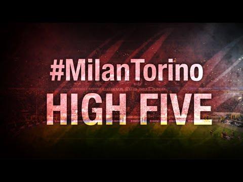 High Five #MilanTorino | AC Milan Official