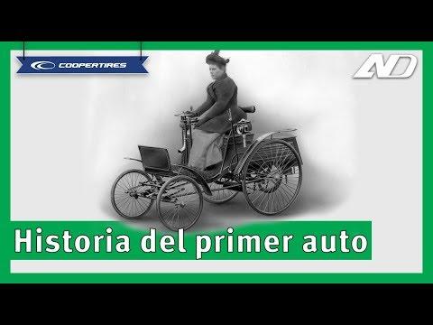 """¿Quién inventó el automóvil"""" - AprendeDinamico con Cooper Tires"""