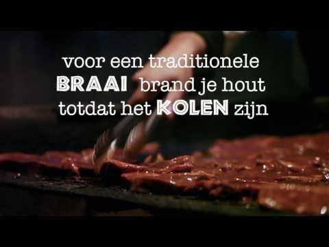 Kookvideo: Zuid-Afrikaanse braai