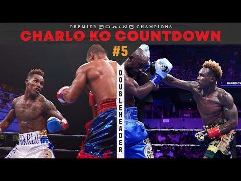 CHARLO DOUBLEHEADER KO Countdown — #5