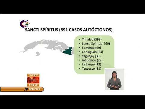 Cuba reportó 8 034 casos de Covid-19 y 80 fallecidos