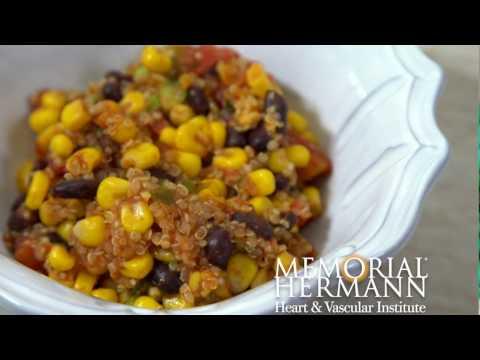 Quick & Healthy Mexican Quinoa