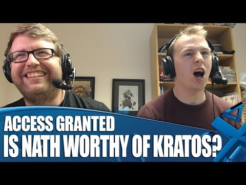 Access Granted - Can Nath Defeat The God Of War (Quiz)?