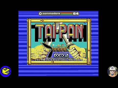 Tai-pan loader, Commodore 64 - Real por S-Video