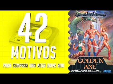 Golden Axe. 42 motivos para comprar una Mega Drive Mini. (24/42)