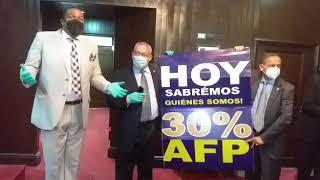 Diputado Botello condena agresión en la CD, dice llevará reclamo AFP hasta últimas consecuencias