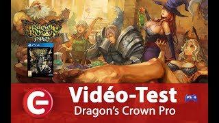 Vidéo-Test : [Vidéo Test] Dragon's Crown Pro sur PS4 ? De l'art graphique dans un jeu vidéo !