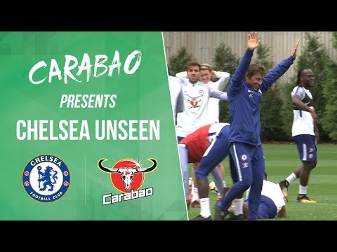 Conte Shows He's Still Got It, Courtois' Cheeky Lob & More | Chelsea Unseen