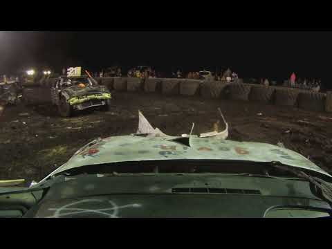 #34Q ONBOARD WIRE COMPACT DEMOLITION DERBY
