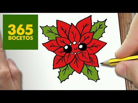 Videos de dibujos navidenos paso a paso