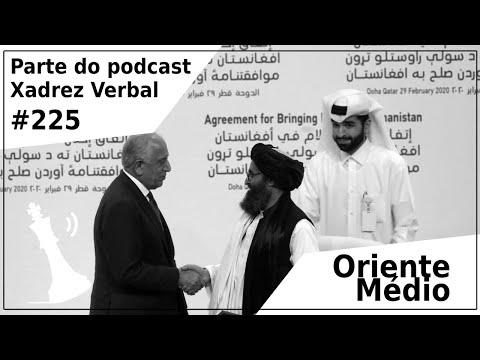 Oriente Médio - Xadrez Verbal Podcast
