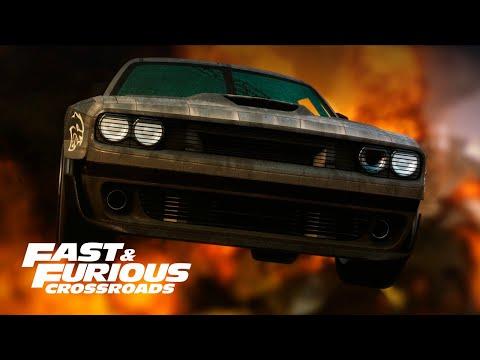 Fast & Furious Crossroads ? Tráiler Oficial