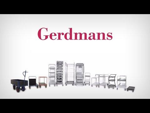 Det Bästa Sättet Att Välja Rätt Vagn Till Arbetsplatsen - Guide | Gerdmans
