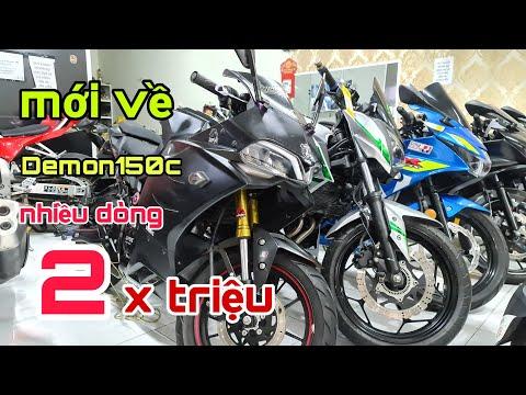 nhiều dòng môtô mới về giá xả mềm cho anh em dể chơi moto ít tiền | Mỹ Motor