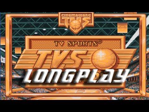 TV Sports Basketball (Commodore Amiga) Longplay