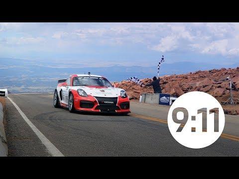 Pikes Peak International Hill Climb: Porsche history & the Porsche Cayman GT4 Clubsport Trophy