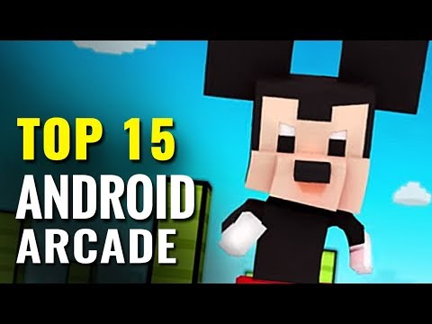 Top 15 FREE Android Arcade Games of All Time