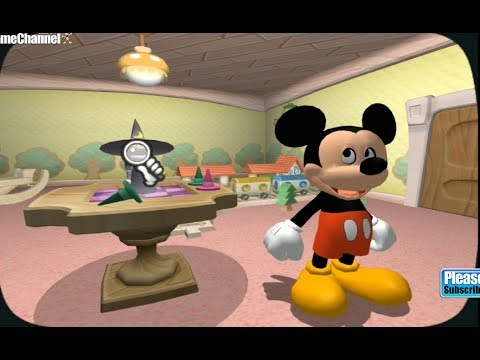 Disney's Magical Mirror Starring Mickey Mouse - Nintendo Gamecube Kids Games #2