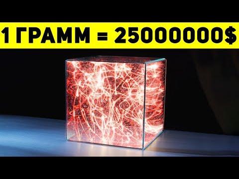3 самых дорогих вещества в мире