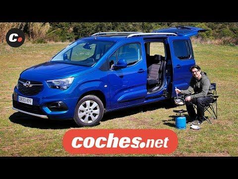 Opel Combo Life 2019 | Prueba / Test / Review en español | coches.net