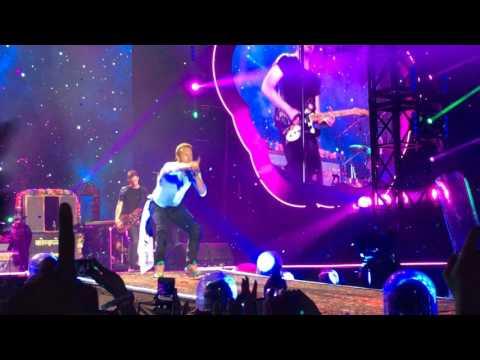 [1080p60f] Coldplay - A Sky Full Of Stars 16일 콜드플레이 떼창 내한콘서트