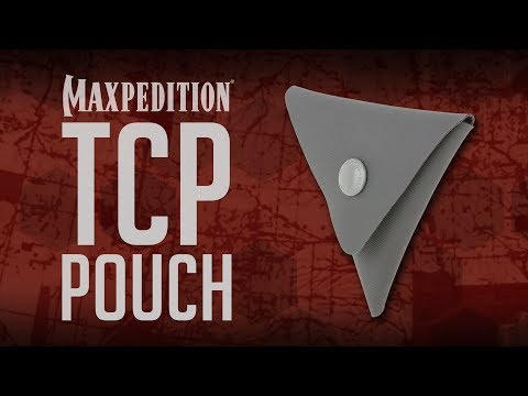 MAXPEDITION Advanced Gear Research TCP Triangle Coin Pouch
