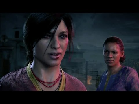 Uncharted: The Lost Legacy Official Reveal Demo (4K)
