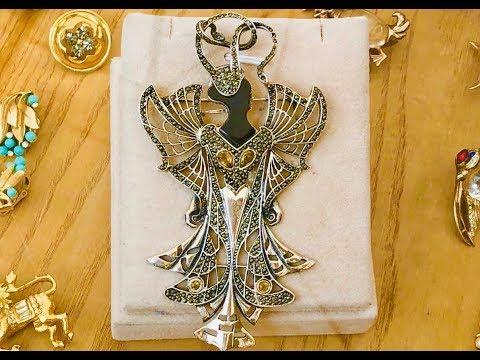 Красота! Много украшений. Золото Серебро Блошиный рынок Антиквариат Винтаж Фарфор 2019 photo