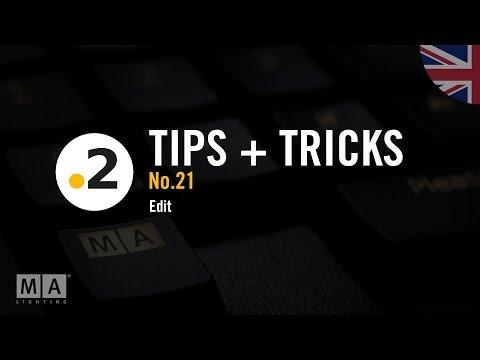 dot2 tips and tricks No. 21 – Edit