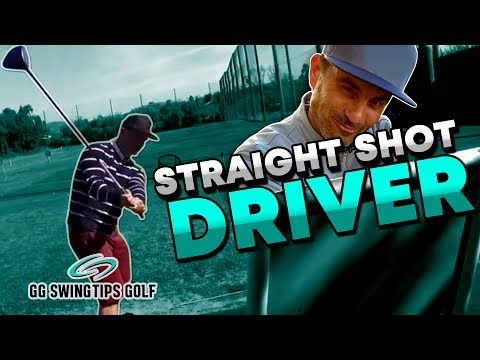 Straight Shot Driver Drills | GG Golf VLOGS