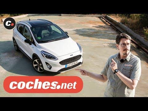 Ford Fiesta Active 2018 | Prueba / Test / Review en español | coches.net