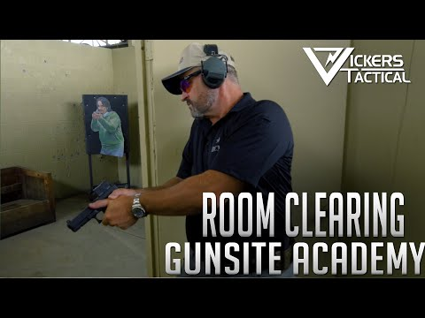 Individual Room Clearing at Gunsite Academy