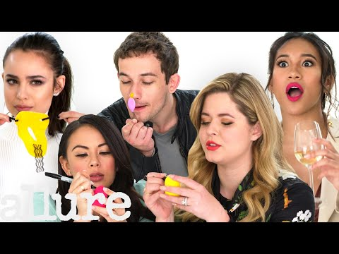 Pretty Little Liars: The Perfectionists' Cast Tries 9 Things They've Never Done Before | Allure