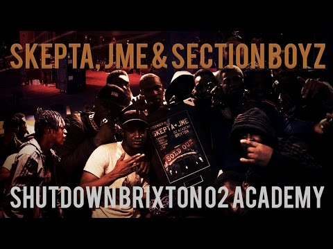 connectYoutube - Section Boyz, Skepta & JME LIVE @ Brixton O2 Academy (Sold Out) | @SectionBoyz_ @Skepta