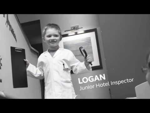 Meet the Junior Hotel Inspectors