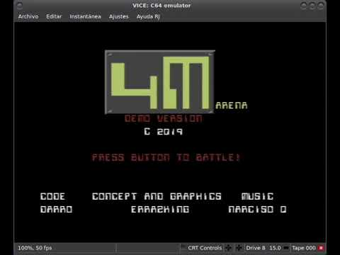 4M Arena Demo1, de Darro99 #Commodore manía videos