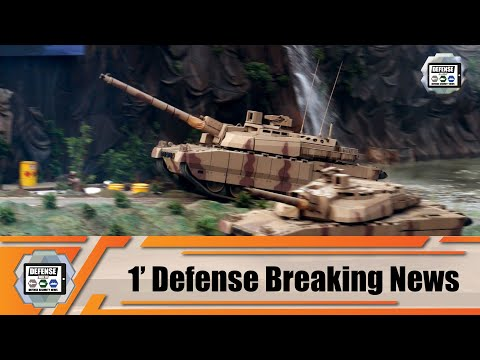 United Arab Emirates to donate 80 French-made Leclerc tanks MBTs to Jordan 1' Defense Breaking News