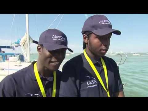 Unlocking Potential at Aberdeen Asset Management Cowes Week