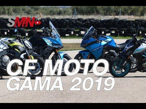 Prueba Gama CF Moto 2019 [FULL HD]